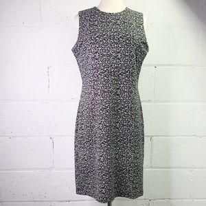 J McLaughlin sleeveless midi dress